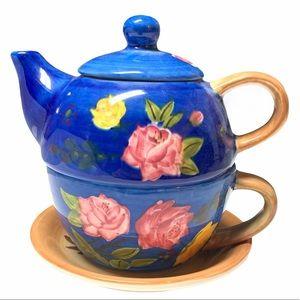 Barnes & Noble Tea for One Set